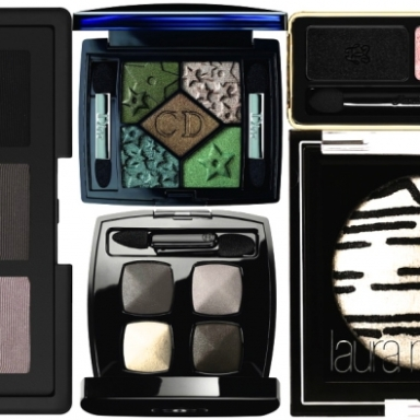 The Shadows of Fall: NARS, Dior, Chanel, Guerlain, Laura Mercier