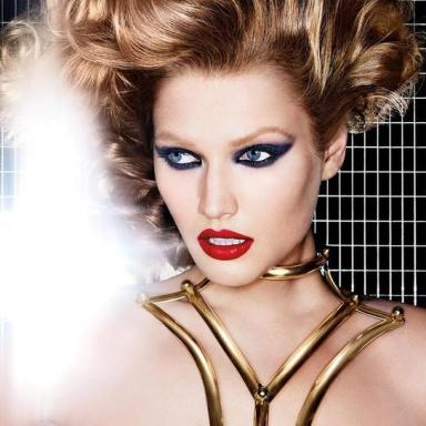 Toni Garrn by François Nars for NARS Fall 2013