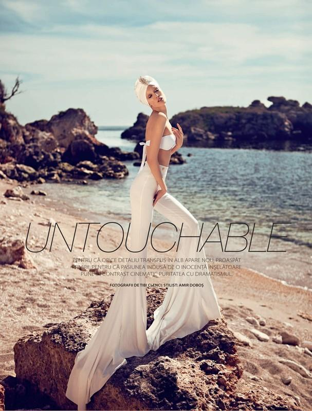 """""""Untouchable"""" by Tibi Clenc for The One Romania June 2013"""