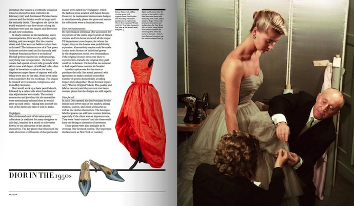 Vintage Fashion & Couture:  from  Poiret to McQueen by Kerry Taylor