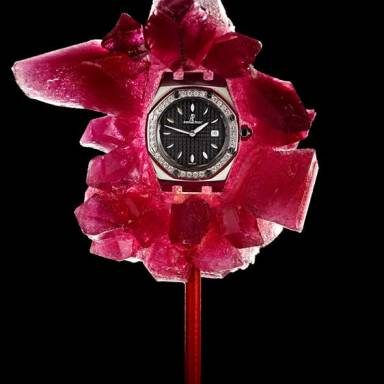 Vogue Gioiello May 2013 - Dazzling lolli watches