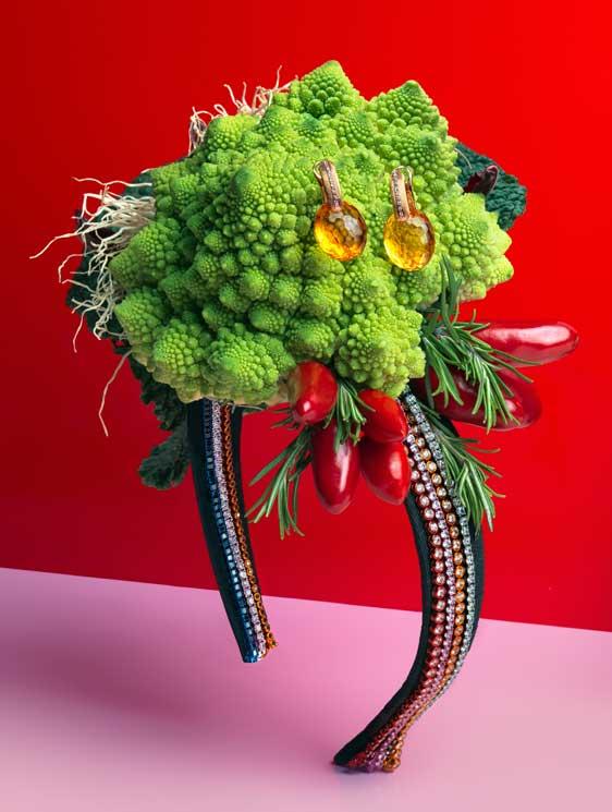 Vogue Gioiello May 2013 - Hat attitude