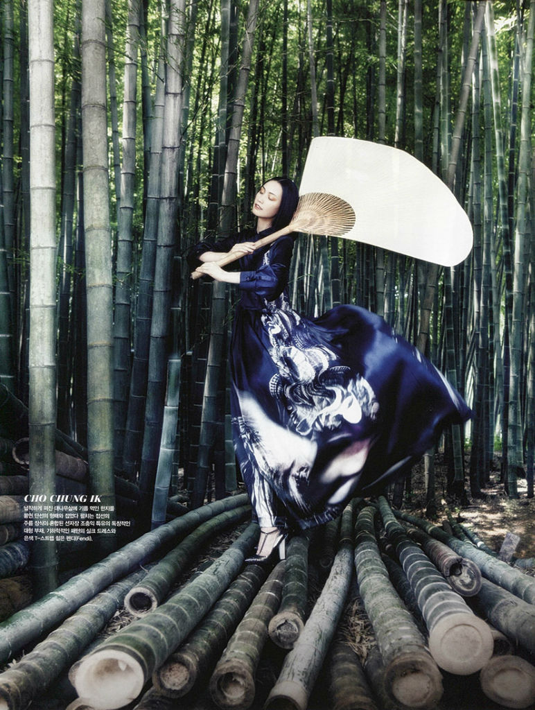 Vogue Korea August 2013 : Fashion into Crafts