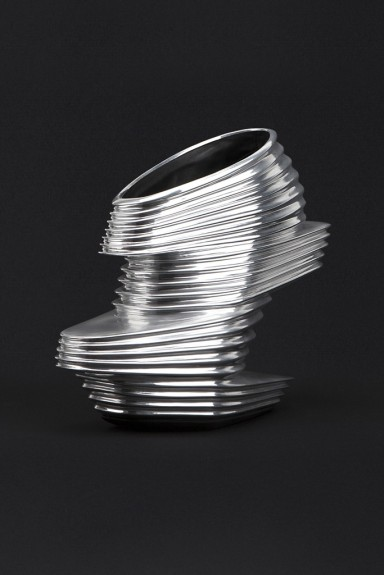 Zaha Hadid Shoe for United Nude