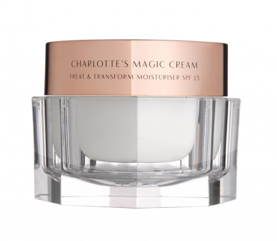Charlotte's Magic Cream Treat & Transform Moisturiser SPF 15 by CT