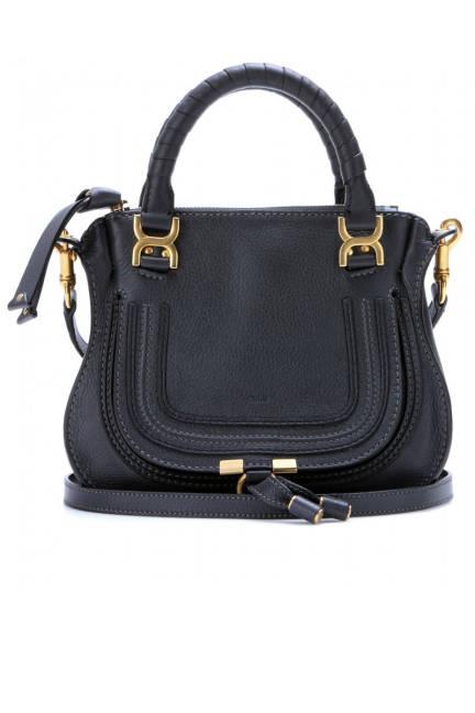 Chloé Baby Marcie Leather Handbag, $1,650