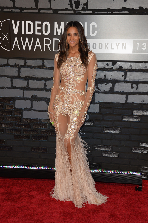 Ciara Harris In Givenchy Couture photo © Getty Images