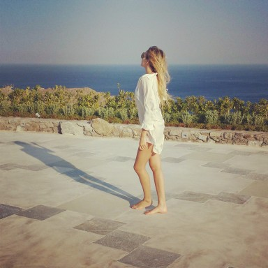 elena@The Citizens of Fashion Mykonos,Greece
