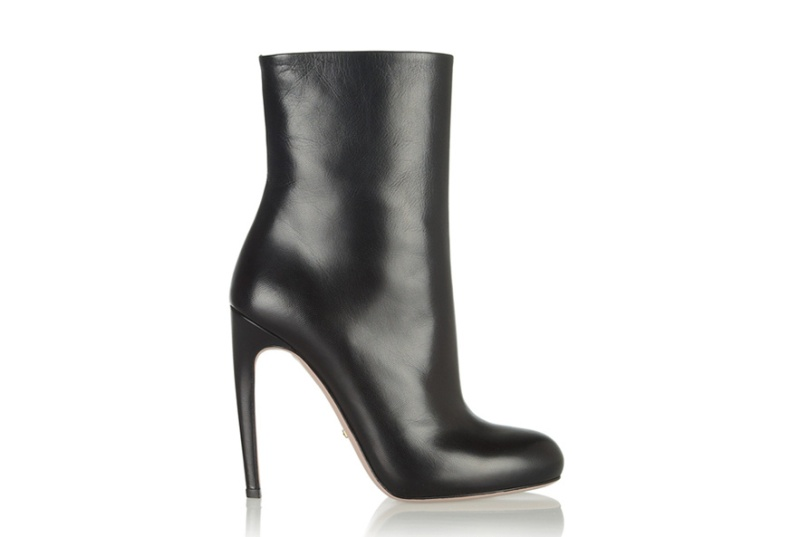Gucci  Goldie leather boots, €695