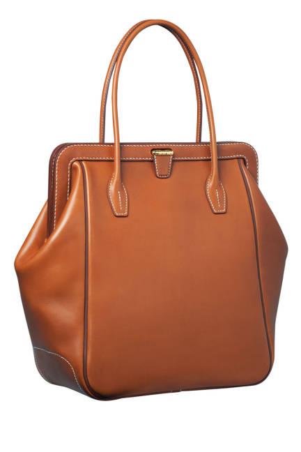 Hermès Calfskin Handbag, price on request