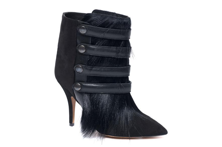 Isabel Marant Chinese goatskin boots, €860.