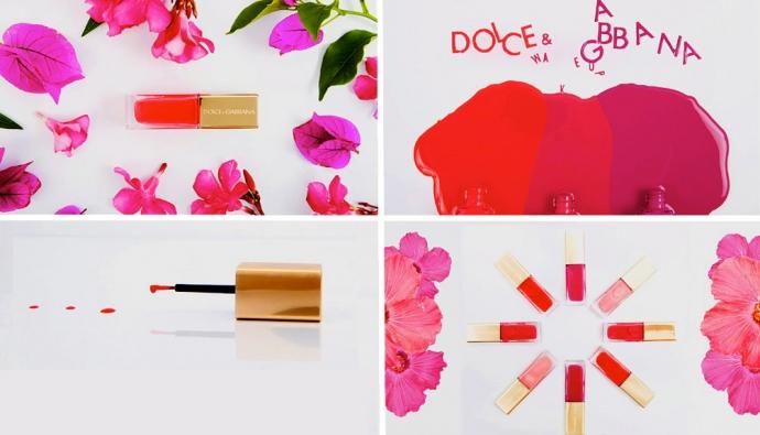 Love in Taormina Dolce&Gabbana Make up Collection