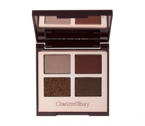 Luxury Palette Colour-Coded Eye Shadows by CT