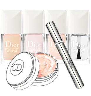 Manucure Abricot, Dior