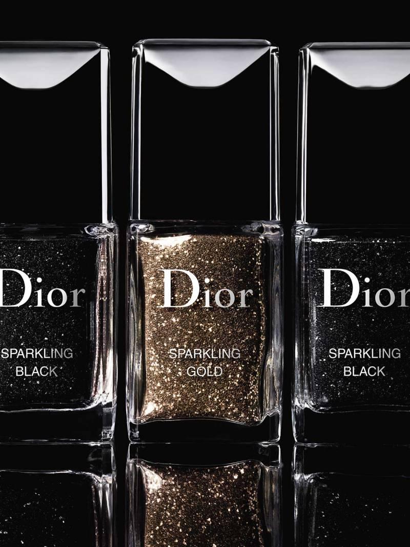 Nail Sparkling Powders by Dior