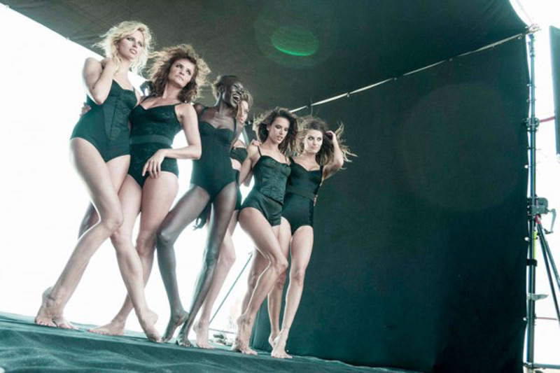 The Pirelli Calendar 2014, 50th Anniversary
