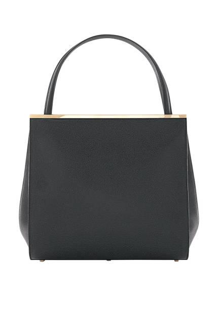 Valextra Calfskin Handbag, $3,030
