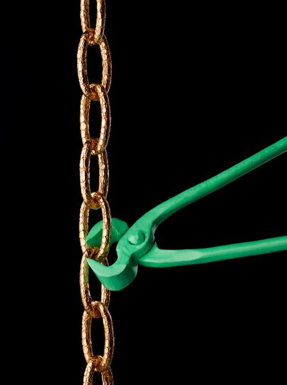 Vogue Gioiello September 2013 : Change The Chain