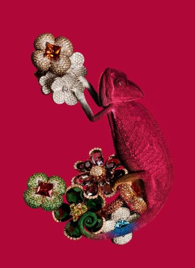 Vogue Gioiello September 2013 : Find The Jewels