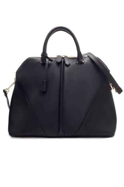 Zara City Bag With Shoulder Strap, $99.90