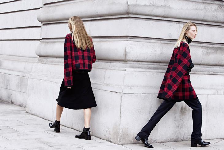 Zara Fall 2013 Campaign by Patrick Demarchelier