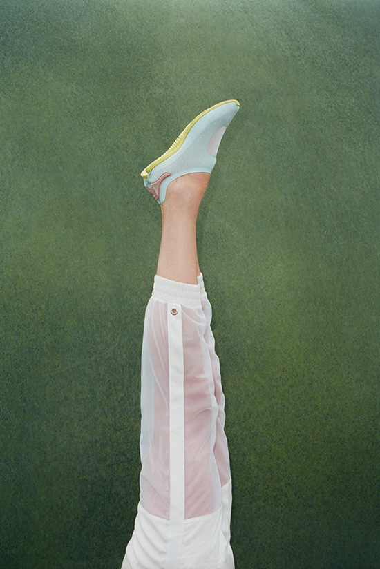 Adidas by Stella McCartney spring/summer 2014 presentation