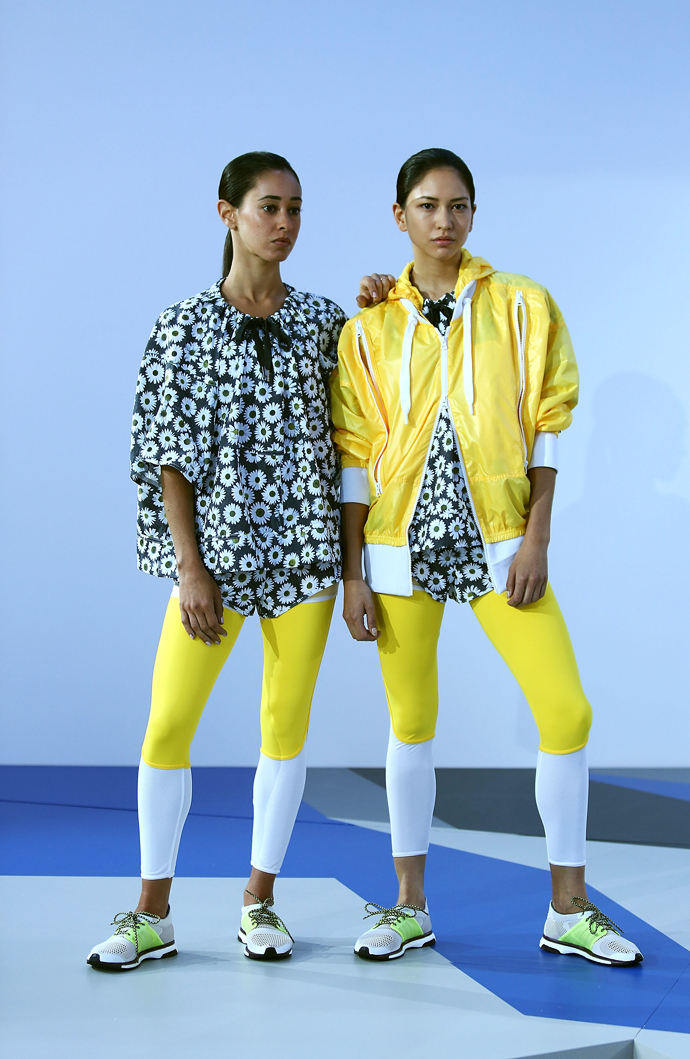 Adidas by Stella McCartney springsummer 2014 presentation