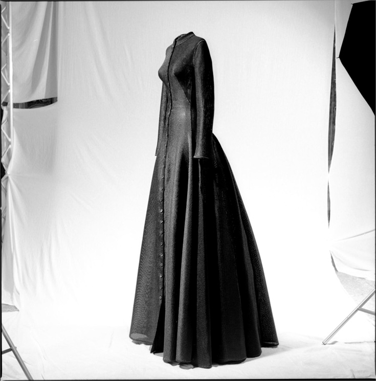 Alaïa dress - 1996 Azzedine Alaïa archives © Ilvio Gallo, 1996