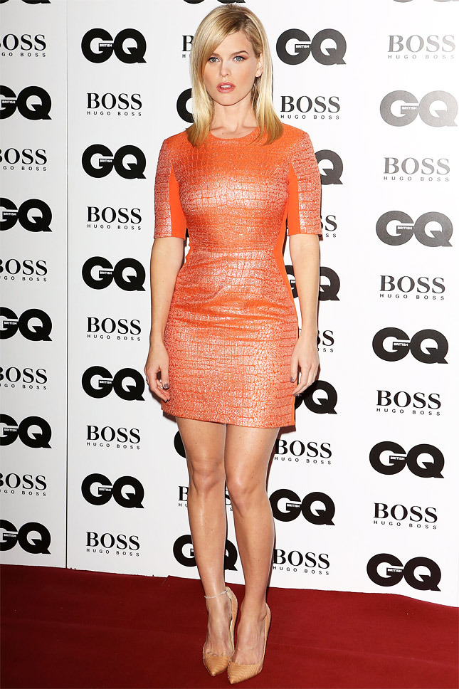Alice Eve in Richard Nicoll