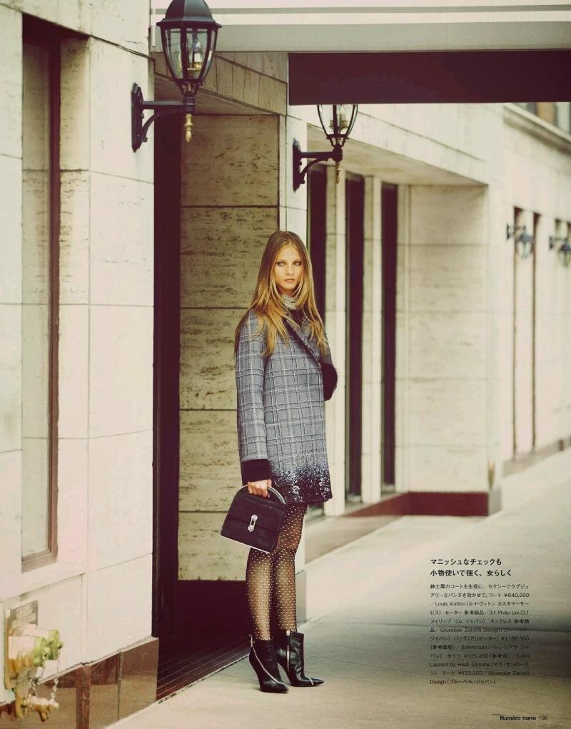 Anna Selezneva by Guy Aroch for Numéro Tokyo #71 November 2013
