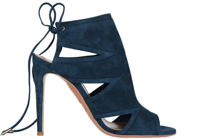 Aquazzura for shoescribe.com