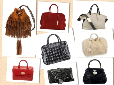 Best bags for Fall/Winter 2013-2014