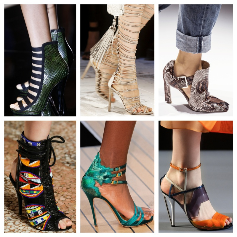 Best shoes from Milan Fashion Week spring/sumer 2014 collections