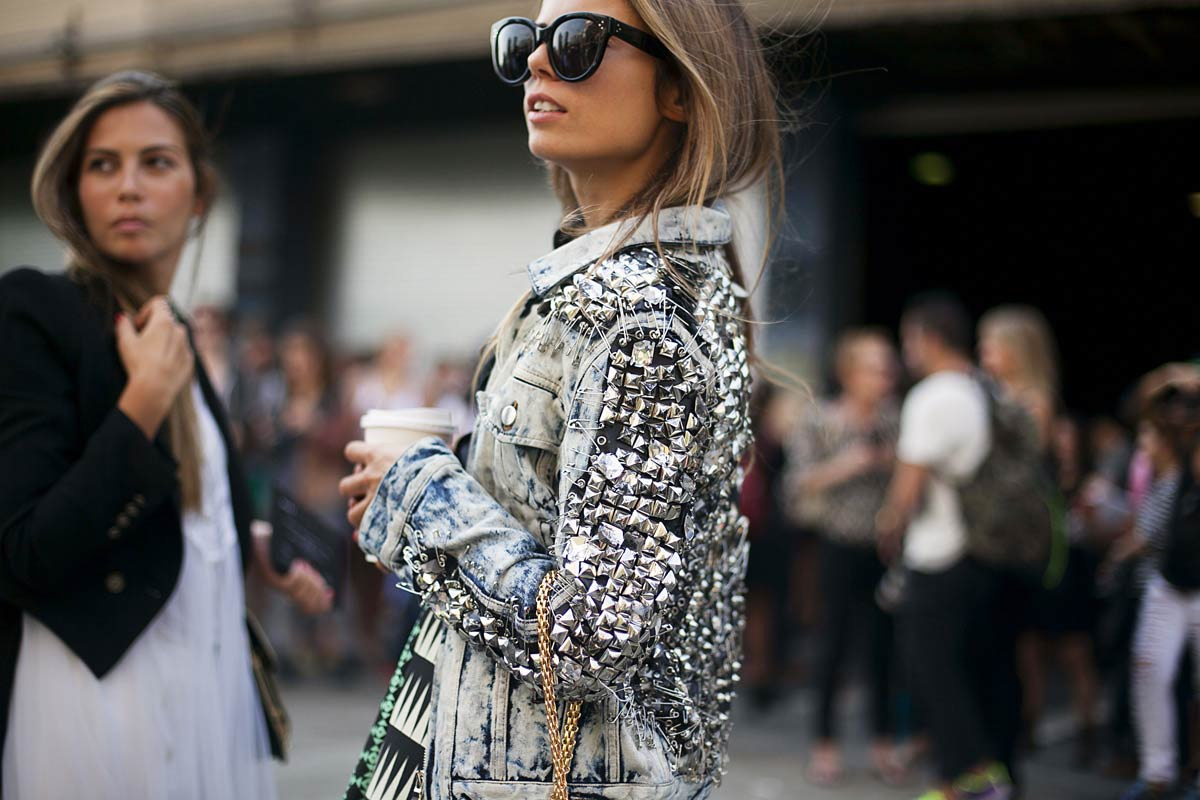 Best Street Style Looks At New York Fashion Week Spring Summer 2014 16 The Citizens Of Fashion
