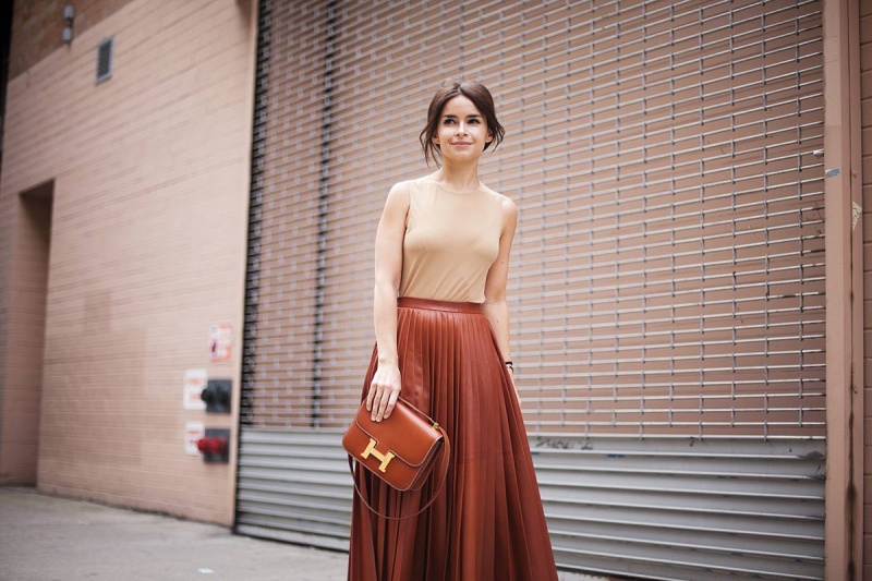 Home inspiration from trends at new york fashion week