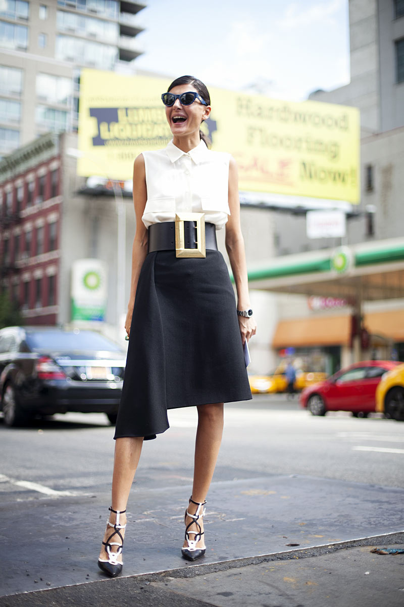 Best Street Style Looks At New York Fashion Week Spring Summer 2014 25 The Citizens Of Fashion