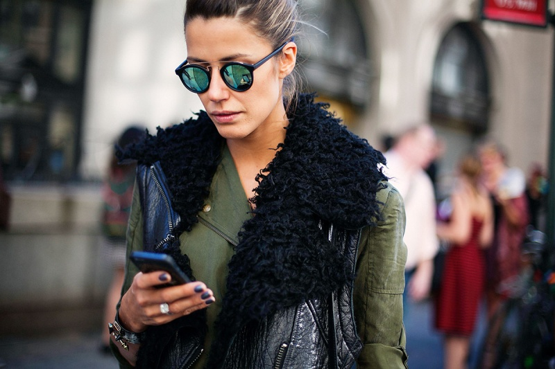 Best street style looks at New York Fashion Week Spring/Summer 2014