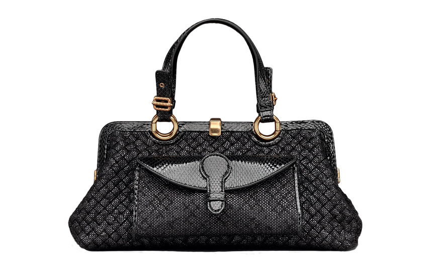450f9bb7f2 Bottega Veneta Intrecciato calfskin leather bag