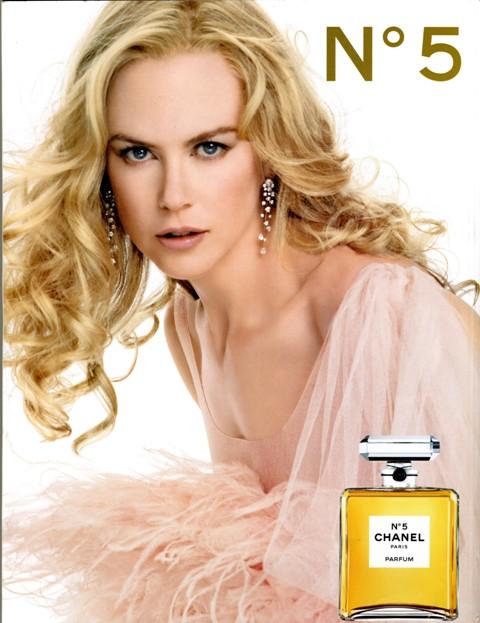 2005 - Nicole Kidman by Baz Luhrmann
