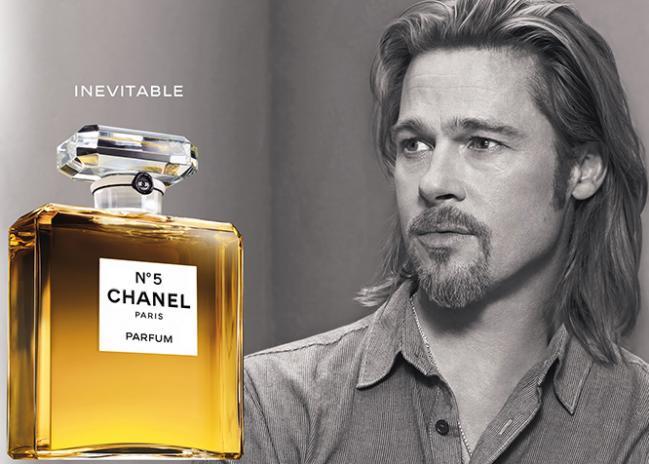 2012 - Brad Pitt by Steven Klein