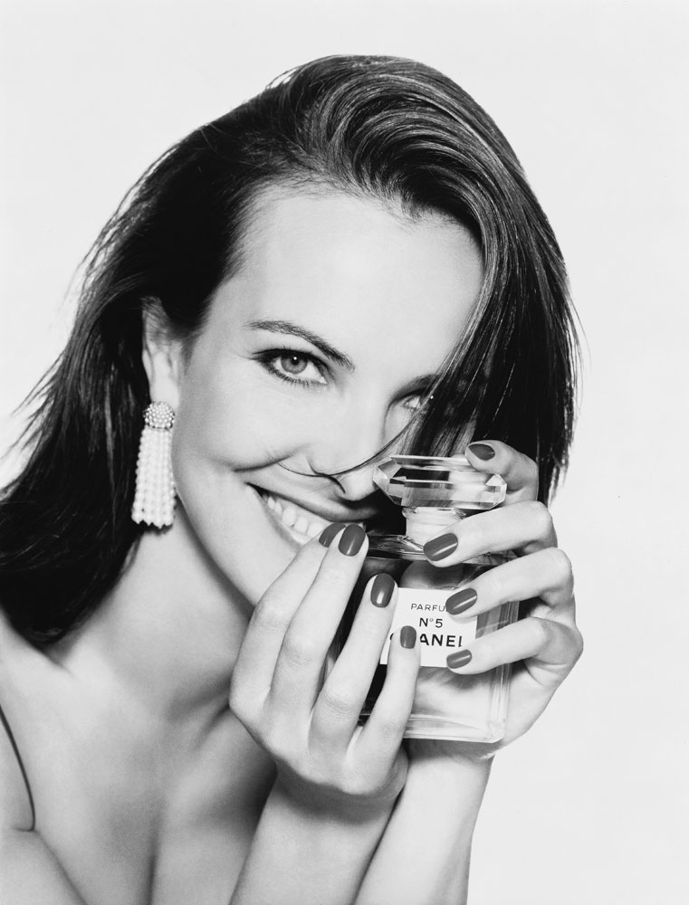 1996 - Carole Bouquet by Patrick Demarchelier