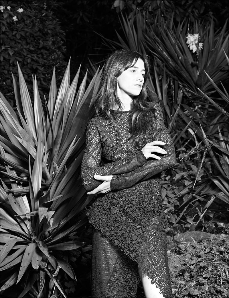 Charlotte Gainsbourg by Driu & Tiago for Interview Magazine Russia September 2013