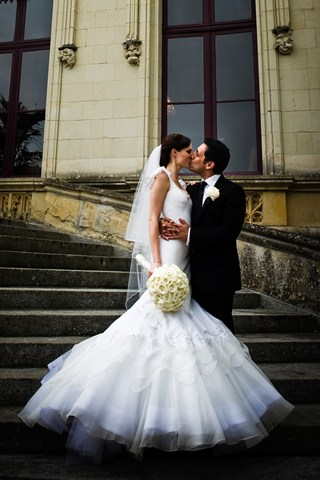 Coco Rocha The American supermodel married James Conran in France in 2010 wearing a bespoke Zac Posen gown.