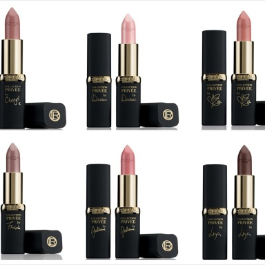 Collection Privee by Color Riche L'Oreal Paris