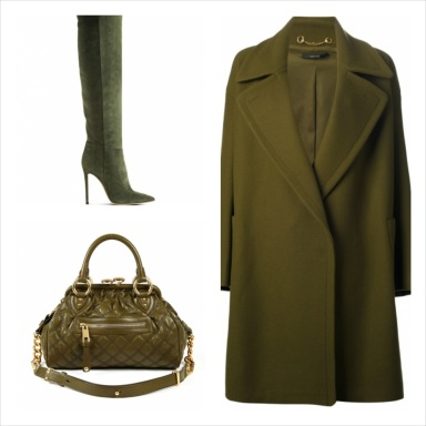 Color trend FW 2013.14: Olive Green