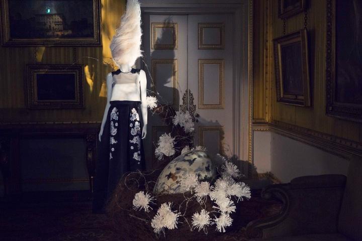 Dress designed by Erdem
