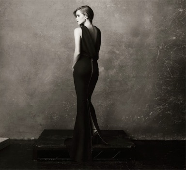 Emma Watson by Bjorn Iooss fot The Edit September 19, 2013