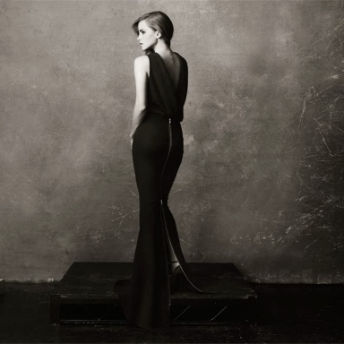 Emma Watson by Bjorn Iooss fot The Edit September 19, 2013