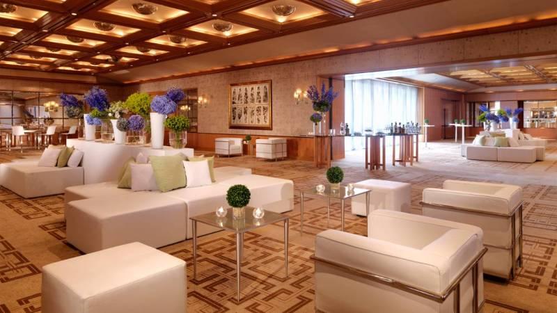 Four Seasons Hotel Milano Ballroom