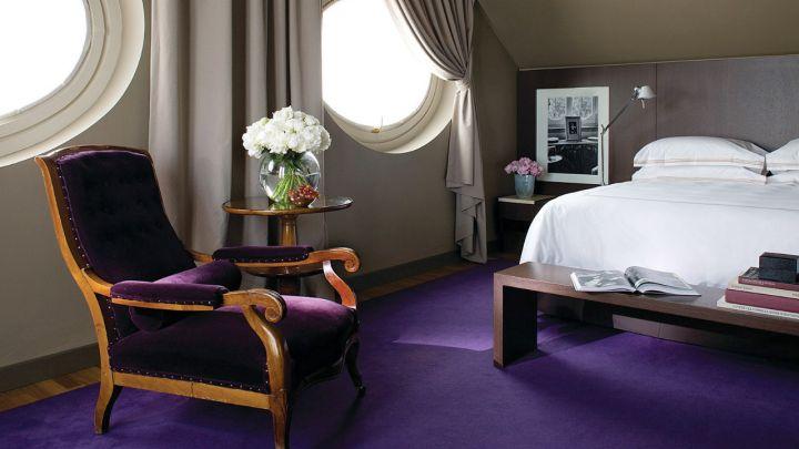Four Seasons Hotel Milano designer suite